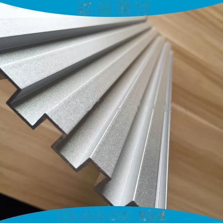 10*10规格波纹铝板吊顶天花 墙面装饰凹凸型长城铝板101646165