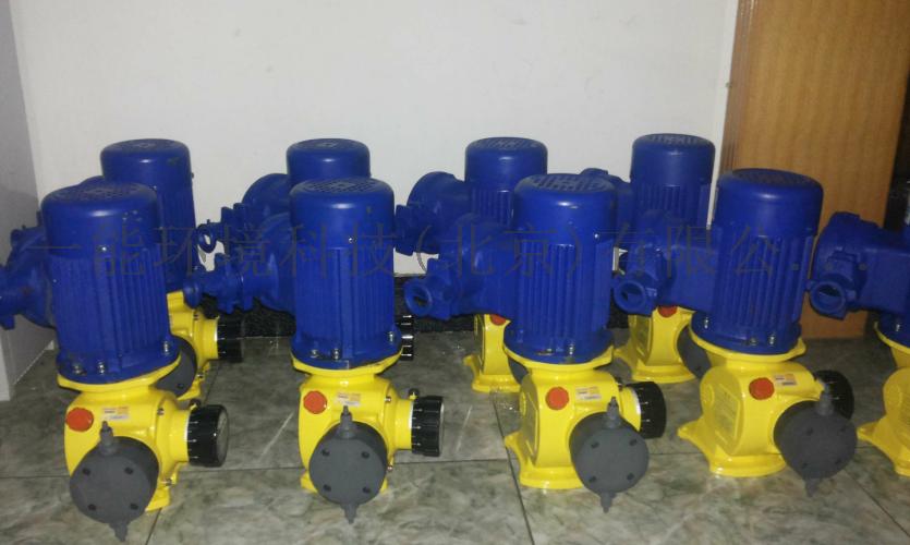 米顿罗防爆计量泵;LMI防爆加药泵102413265