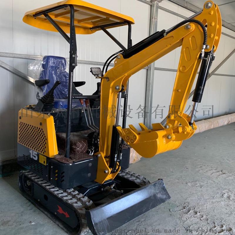 三包质量1.5吨小型液压挖掘机 微型小挖机98376522
