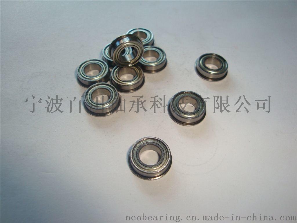 SF697-2RS 专业不锈钢法兰轴承 生产供应745609902