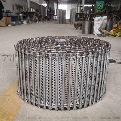 厂家直销304不锈钢链板 烘干机不锈钢输送链板913124455