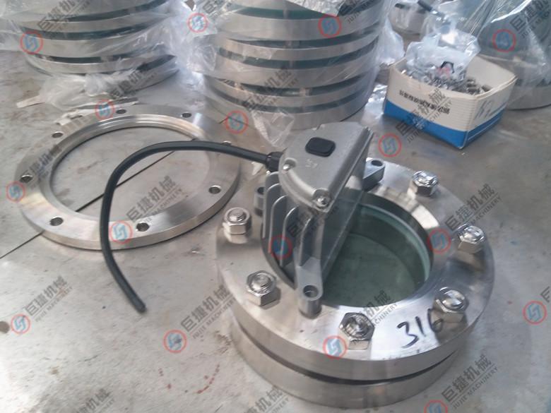 HG/T21575视镜 带防腐灯法兰视镜对夹视镜37657335