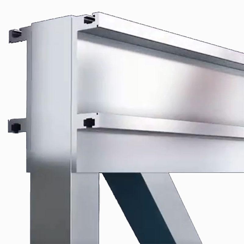广东铝合金人行天桥厂家兴发铝材920539795