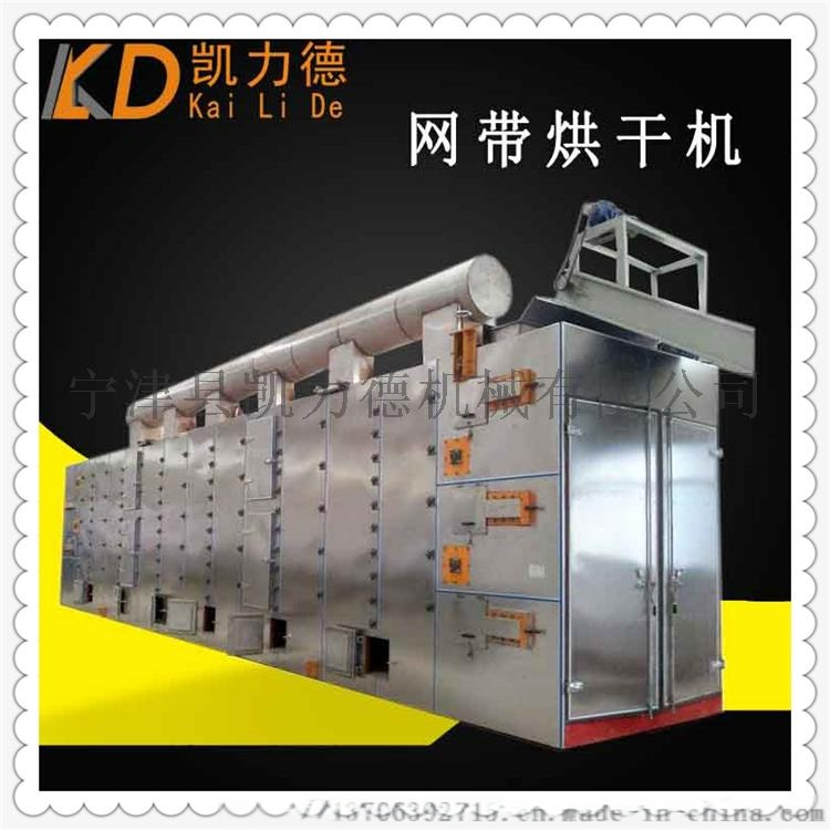 生产带式烘干机 厂家直销非标定制多功能型网带烘干机813870002