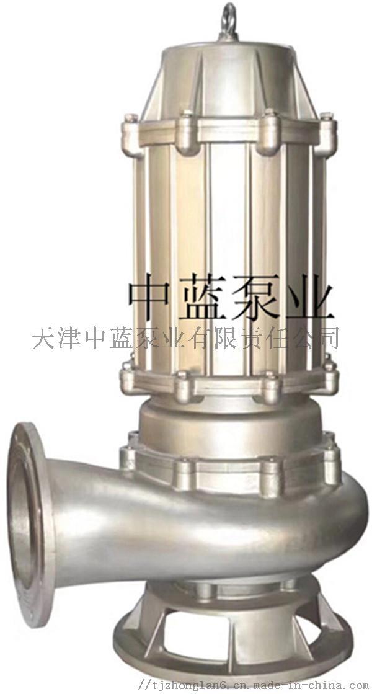 高耐腐蚀WQD不锈钢污水泵781964862