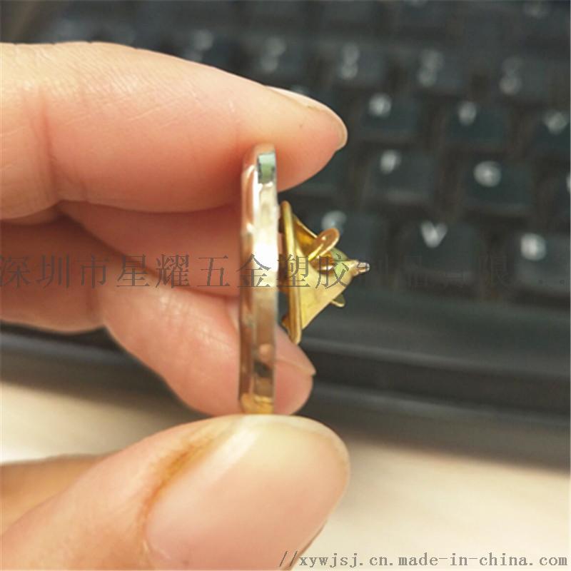 南京青奥会徽章定制2014运动会纪念徽章电镀金色804154395