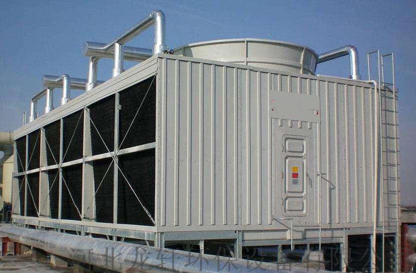 廠家直銷HBLG工業型橫流式冷卻塔 玻璃鋼冷卻塔821219022
