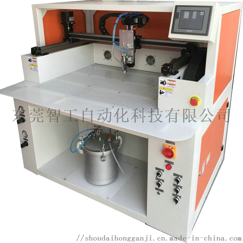 包装制品热熔胶自动刷胶机,自动涂胶机76210222
