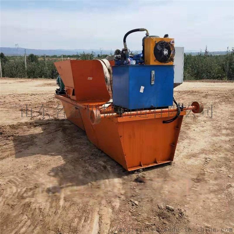 水渠成型机现场指导施工 一次成型液压水渠成型机827301632