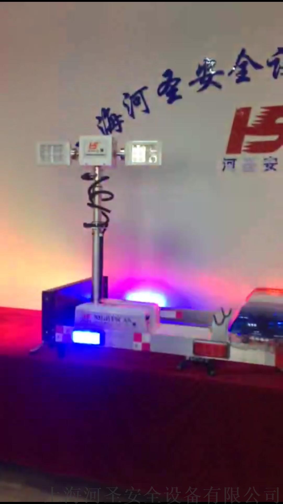 車載移動照明一體化顯示系統 (10)