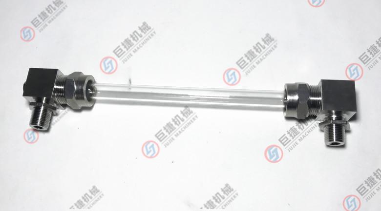 单头快装式液位计 小型玻璃管液位计  不锈钢液位计 直角水箱液位计 L型液位计49349935