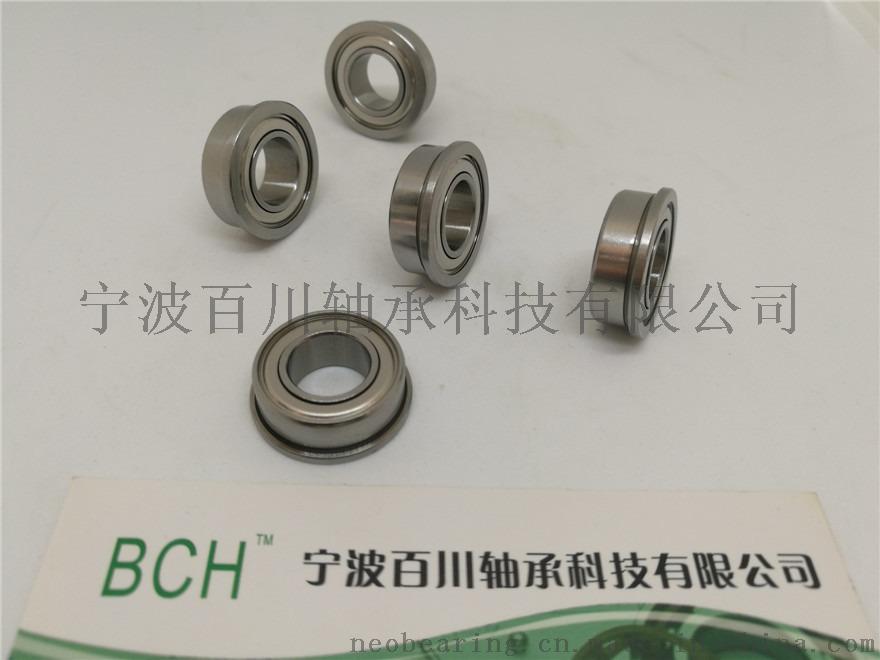 SF602ZZ 专业生产 微型不锈钢法兰轴承44770992