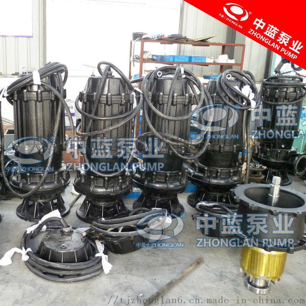 城市排污、工矿用水WQ系列潜水污水泵781421802