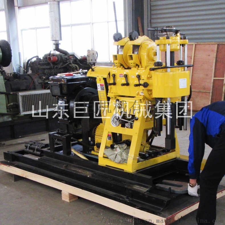 HZ-200YY液壓鑽機(柴油機動力)10.jpg