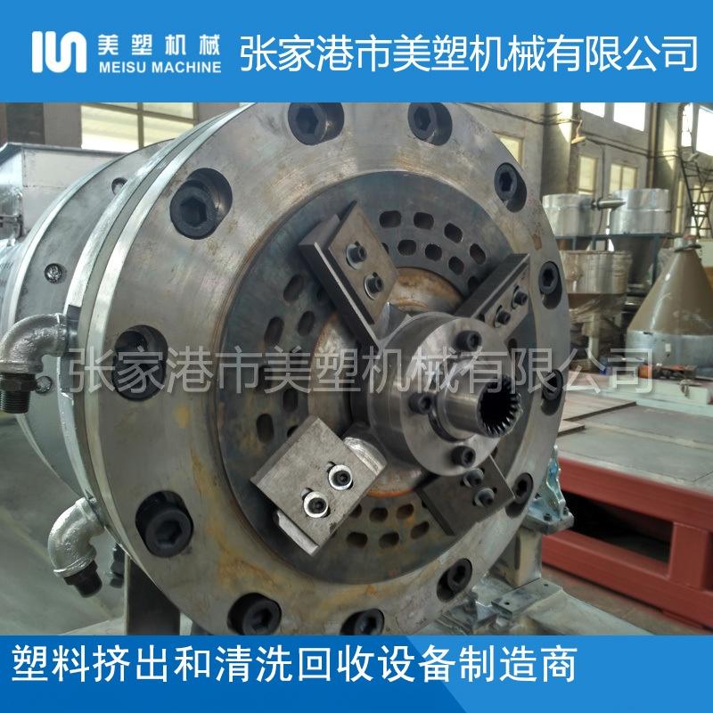 塑料薄膜挤干切粒机-纸厂废料脱水挤干机_800x800.jpg