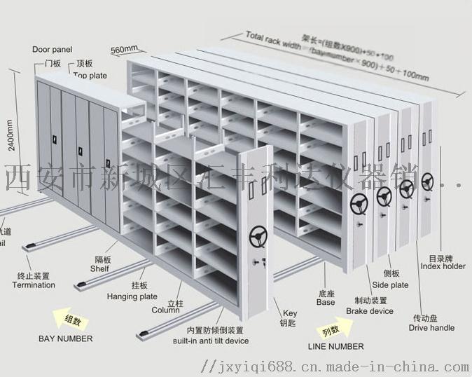 西安密集架,档案密集架13772489292797986645