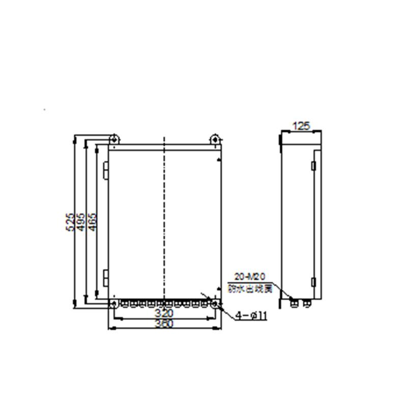 LM40中光强A型航空障碍灯尺寸图2.jpg