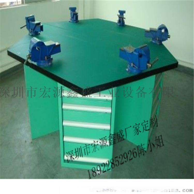 铸铁钳工工作台,钢板钳工台815830585