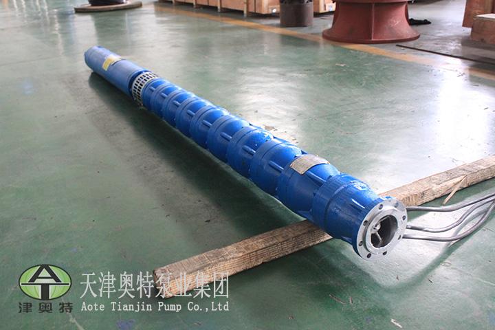 140吨流量DN125电机外径热水潜水泵厂家联系方式\400米扬程热水潜水泵直销54459385