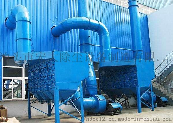 一万风量小型滤筒车间焊烟处理设备 灰尘处理设备851984232