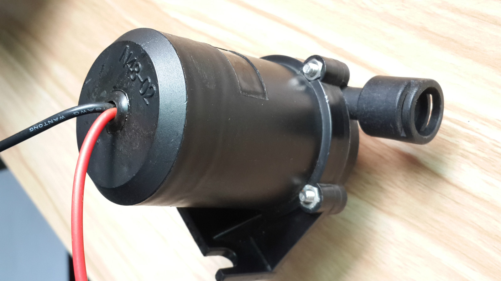 24-72V大流量永磁直流无刷水泵_网易视频
