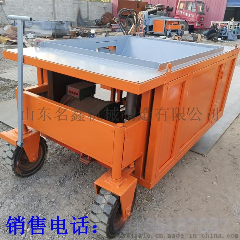600型路缘石成型机 全自动液压路缘石成型机108715372