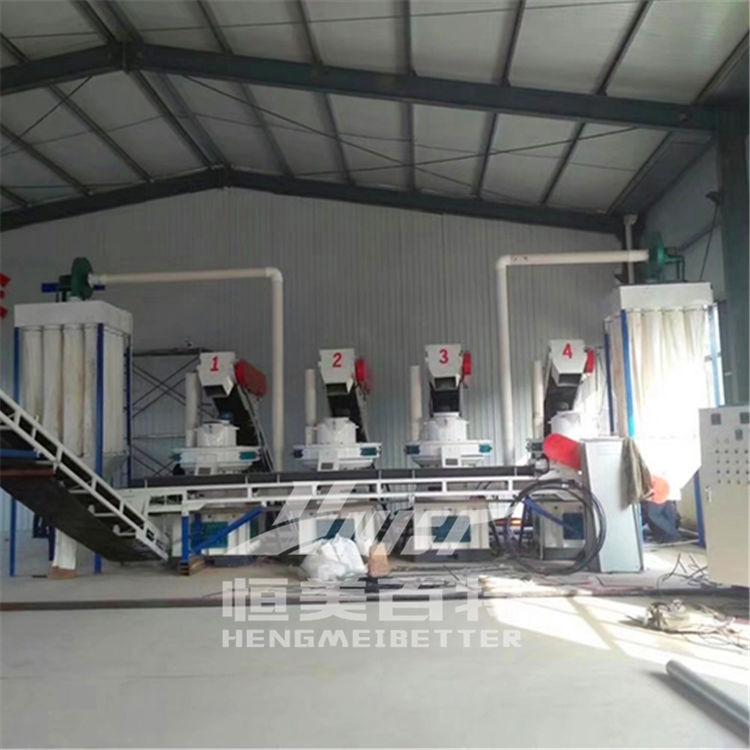 木屑颗粒机价格合适-恒美百特山东木屑颗粒机厂家809453202