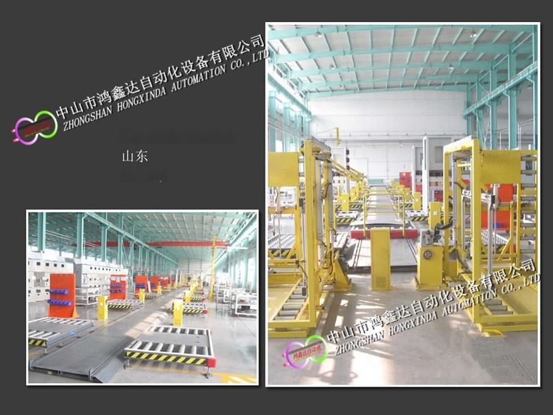 佛山配电柜生产线,中山充电桩装配线,开关柜滚筒线813940035