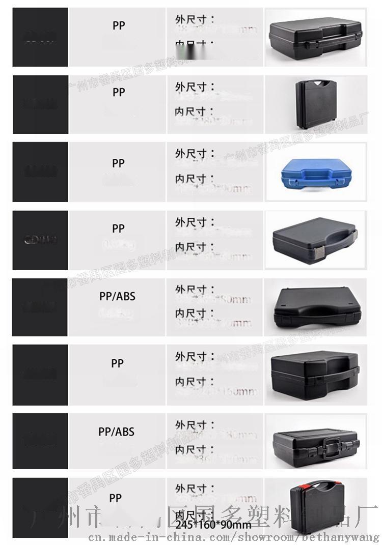 013厂家 实用车载塑料工具箱 安全防护箱60400975