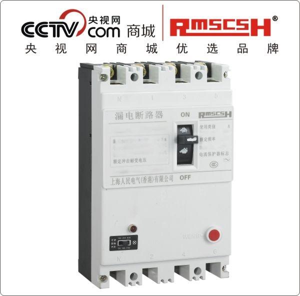 DZ20L-400/4300 漏电断路器800332035