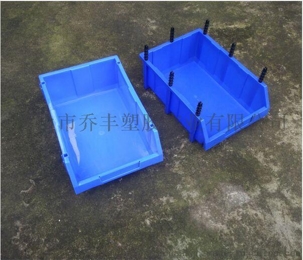 浙江杭州帶支撐杆塑料零件盒全新料工具盒食品箱91598405