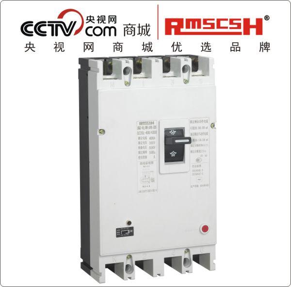 DZ20L-400/4300 漏电断路器800332055