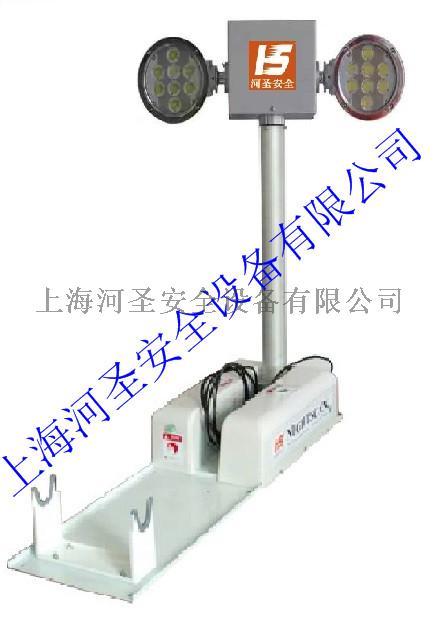 车载充电移动升降照明灯 (7)