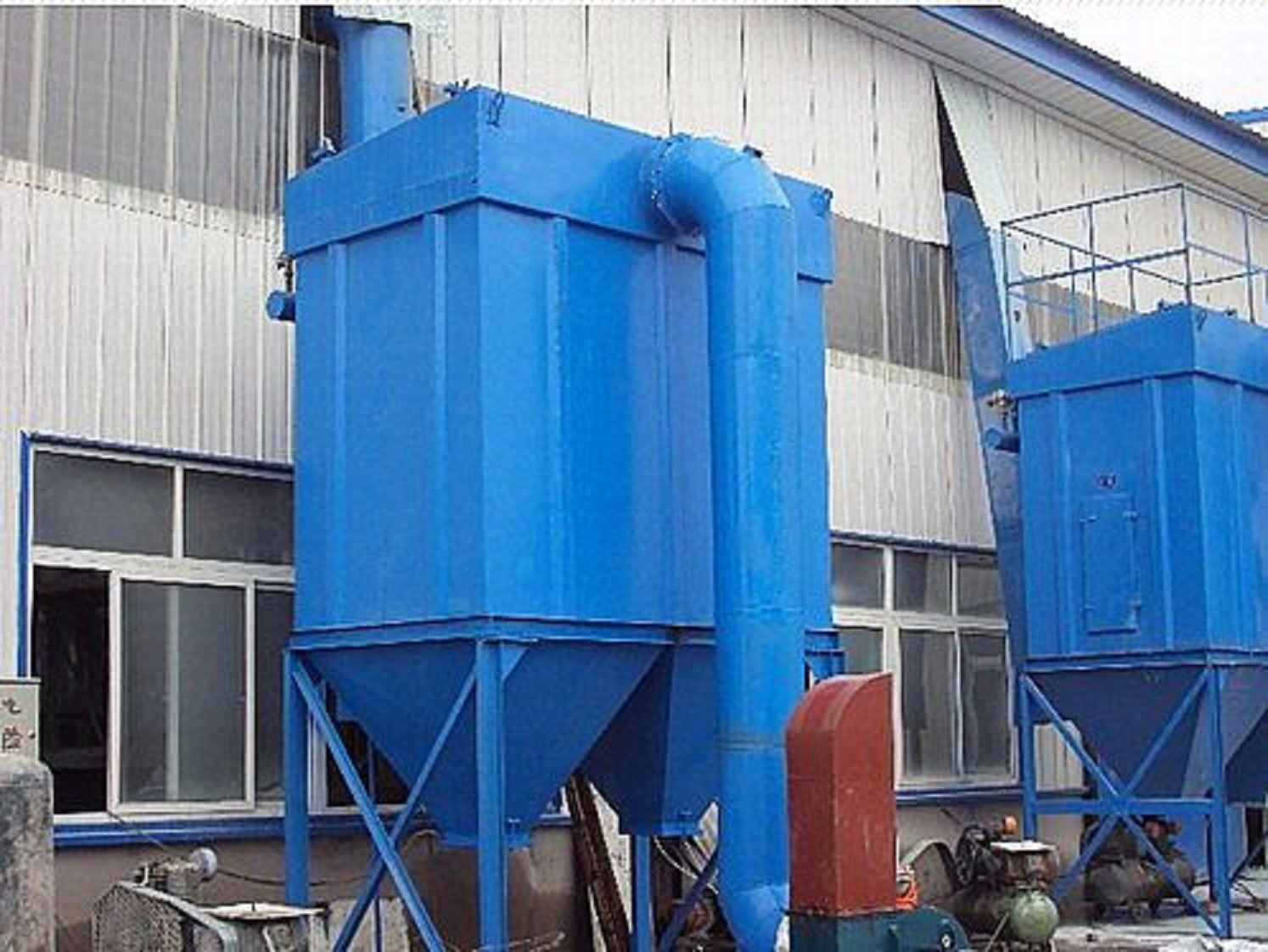 柳州有机废气布袋除尘器10003365