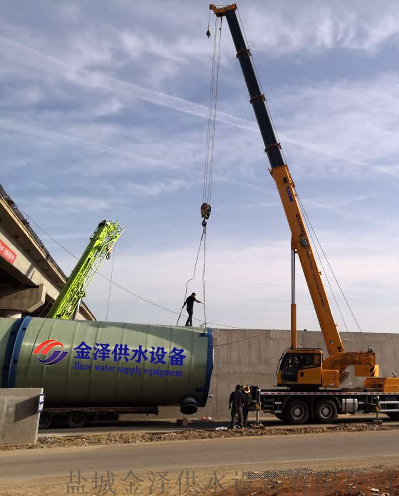地埋式一體化污水泵站是什麼929876985
