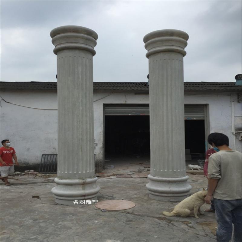 玻璃鋼羅馬柱造型雕塑2.png