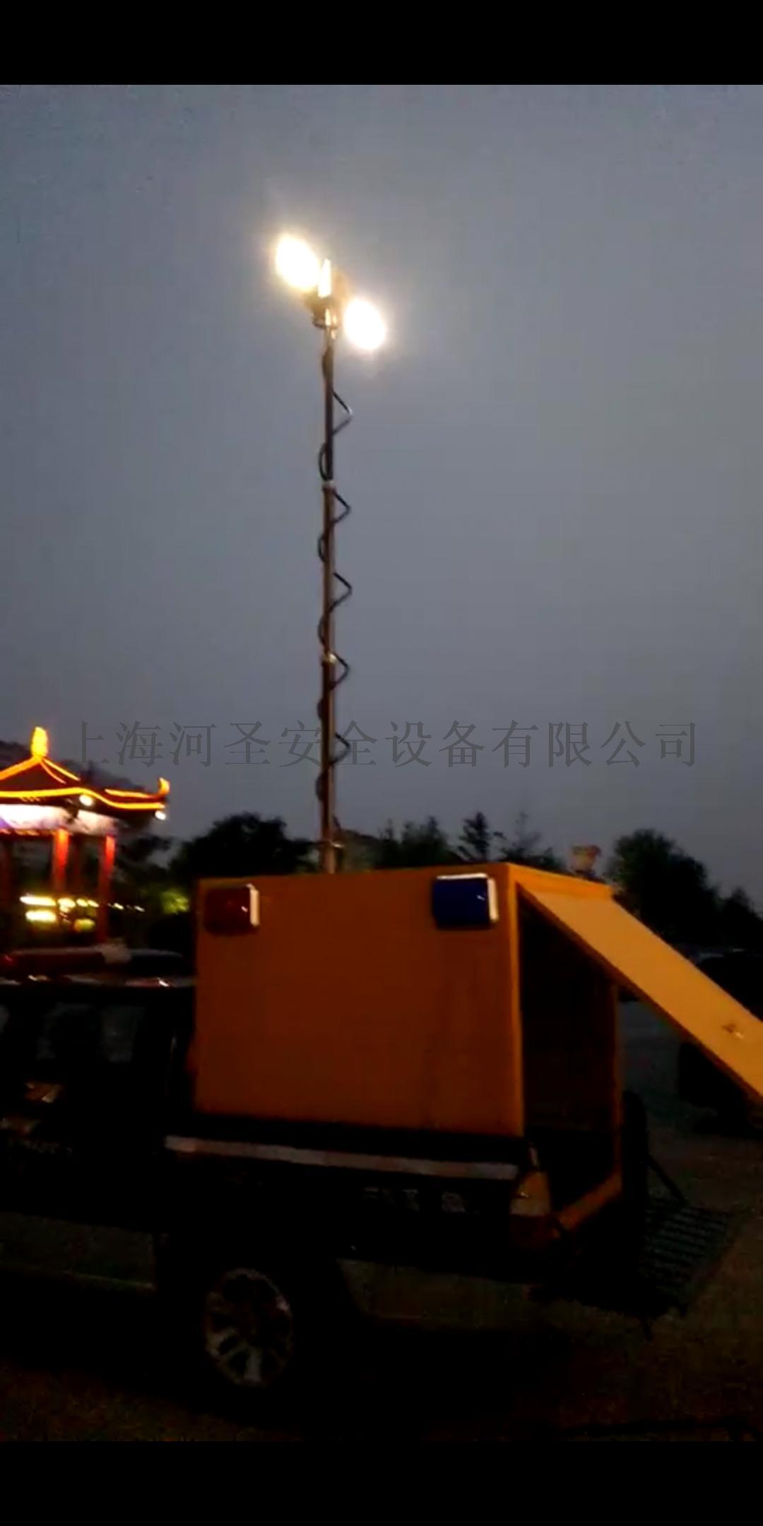大功率升降照明灯 车载升降照明灯86543542