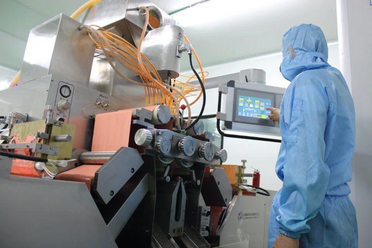 猴头菇片代加工 猴头菇粉片委托代工生产压片糖果片剂41592585