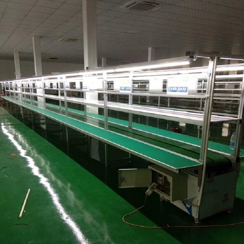 實力工廠定製電子車間流水線 快遞公司流水線 分揀線826011012