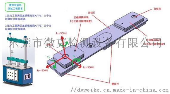 电芯极柱扭力寿命试验机869853685