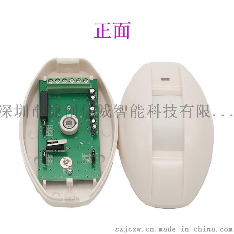 AT-613有線聯網被動幕簾紅外探測報警器772738225