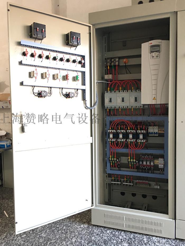 无负压供水设备控制箱22kw一拖二ABB变频控制柜772403605