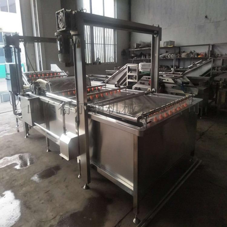 鸡毛菜清洗沥水机 净菜加工设备 油菜清洗机流水线786660232