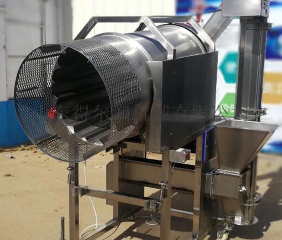 广西 D_4麻枣裹糖设备 自动裹糖浆裹芝麻机器782158622