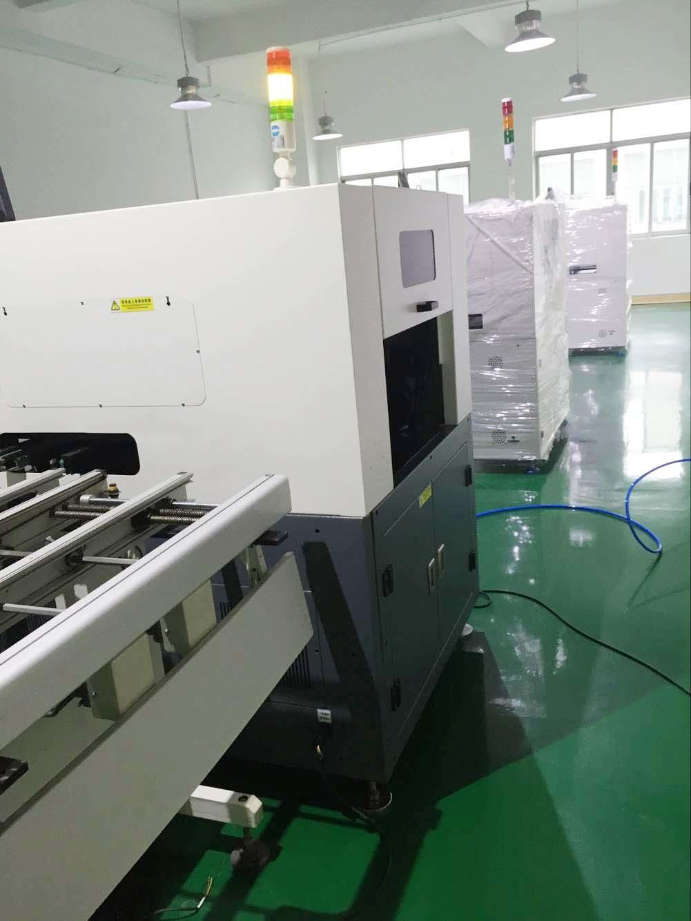 辅料自动贴装及外观检查流水线 非标自动化组装流水线780431195
