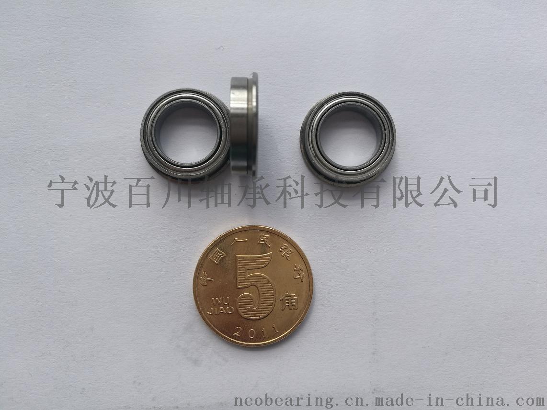SF697-2RS 专业不锈钢法兰轴承 生产供应745609892