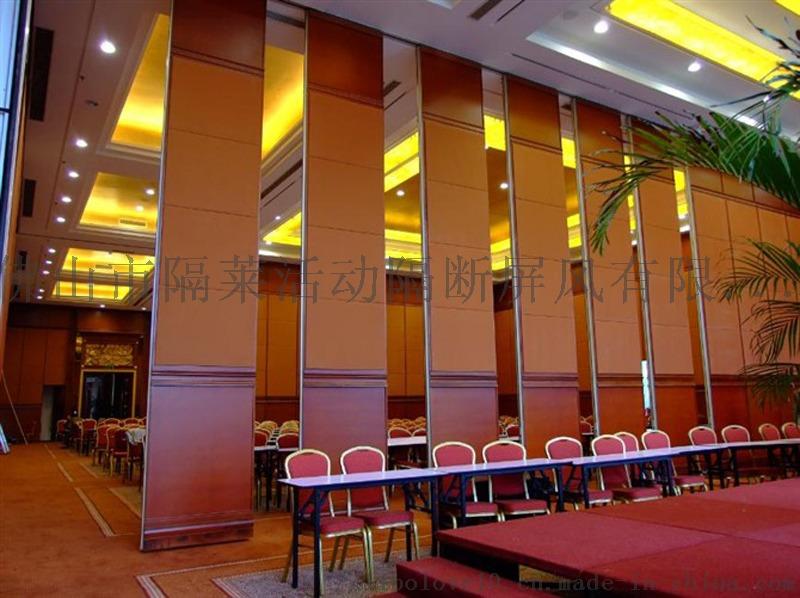 長沙酒店活動隔斷牆廠家吊軌推拉門上門安裝專業快速81319205