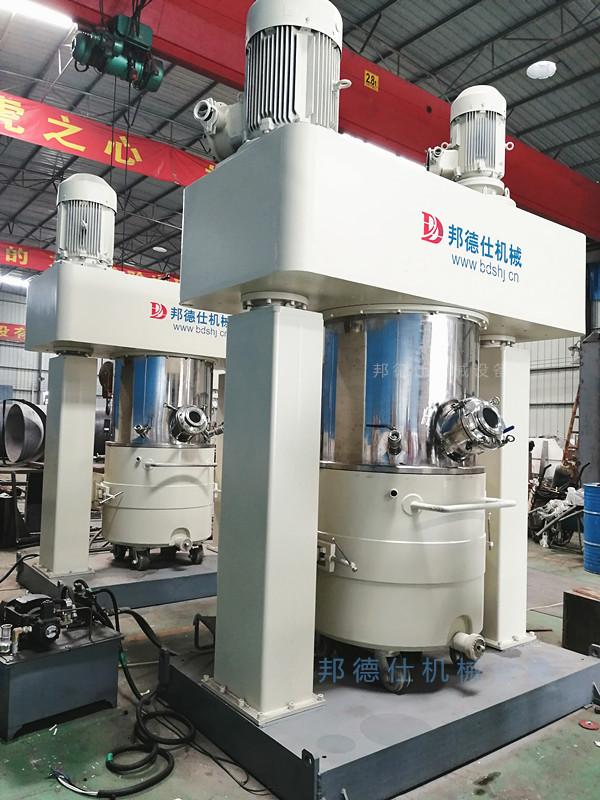 供應重慶雙行星動力混合機 導熱灌封膠生產設備889024755