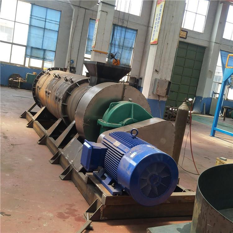 颗粒硬度和外观好【供应】新型HSG600型鸡粪有机肥造粒机价格825609652