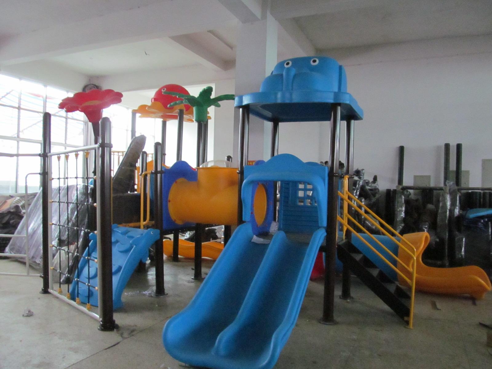 幼兒園滑梯戶外大型滑梯154232
